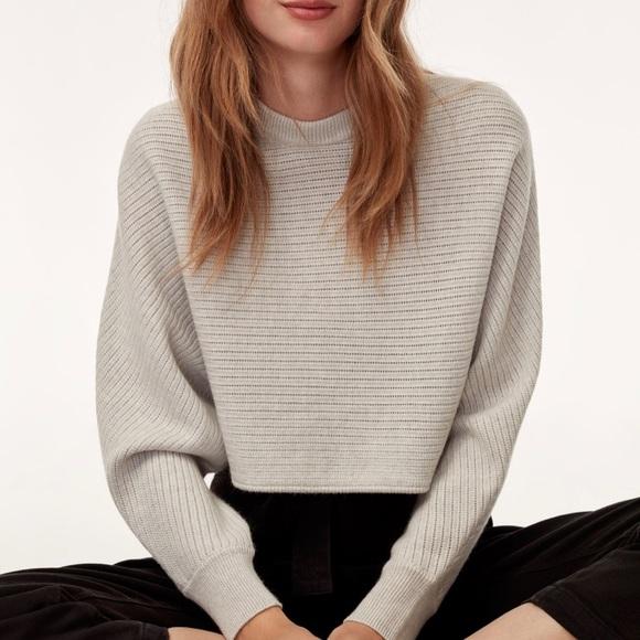 Wilfred lolan sweater grey sz s